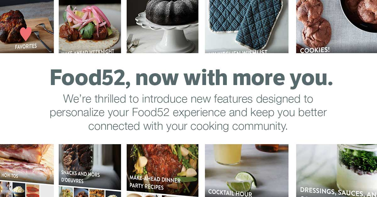 Food52 now with more you forumfinder Images